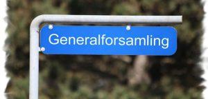 Generalforsamling @ Asferg forsamlingshus